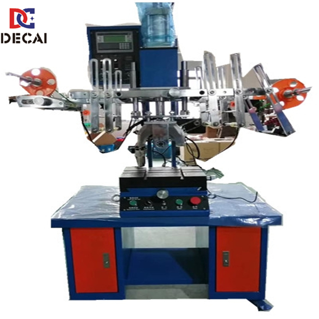 Heat Transfer Printing Machine For Round Cups Bottles Rotate Machine Featured Image