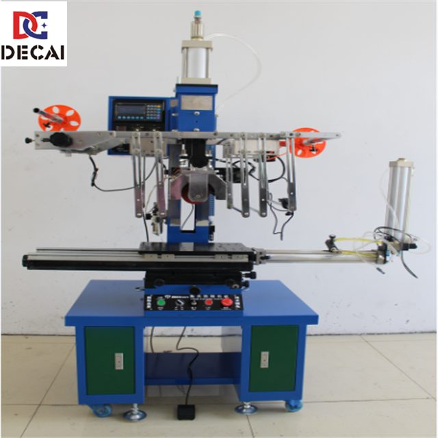 Hot Sales Heat Transfer Press Machine For Flat Products Featured Image