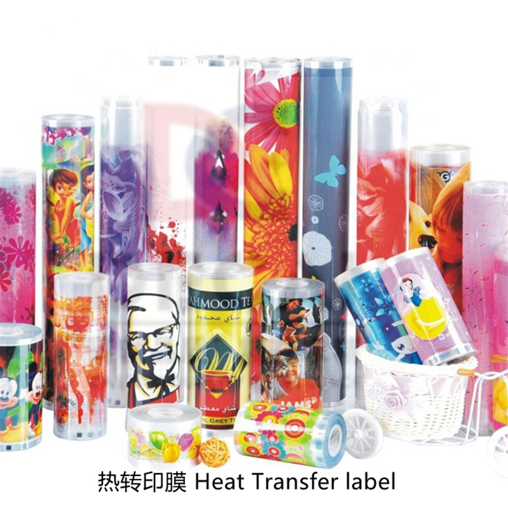 What is the different between IML & heat transfer film