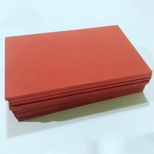 silicone sponge plate foam panel