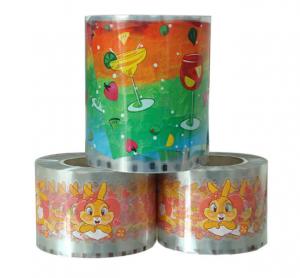 Cartoon Heat Transfer Sticker Printing