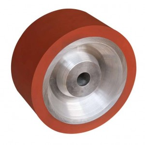 Hot-selling Customized Silicone Rubber Wheel