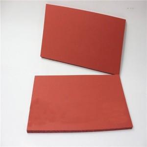 Hot sales foam silicone sheet