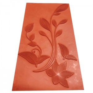 Hot Stamping Silicone Rubber Plate