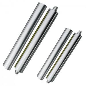 wholesales Carbon steel chromed mirror roller