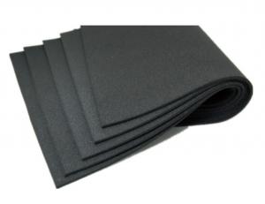 EPDM foaming sponge rubber sheet plate