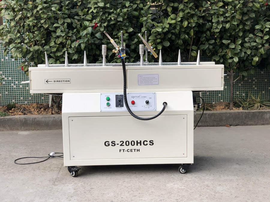 Flame Treatment Machinery PE Bottle Flame Treatment Machine Featured Image