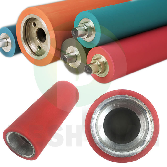 Gravure Printing Machine Rubber Roller Featured Image