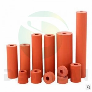 Heating Transfer Silicone Rubber Roller