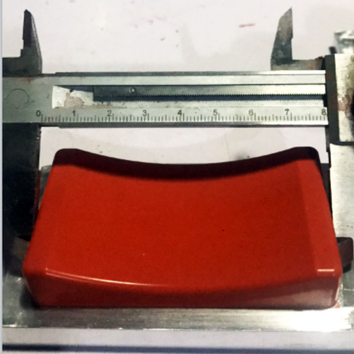 Hot Stamping Silicone Rubber Plate die mold Featured Image