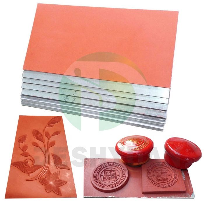Hot Stamping Silicone Rubber Plate Featured Image