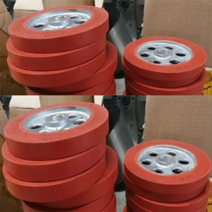 Hot Stamping Wheel for Hot Stamping Head Picture Framing