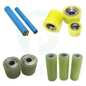 Non-standard customized polyurethane rubber roller