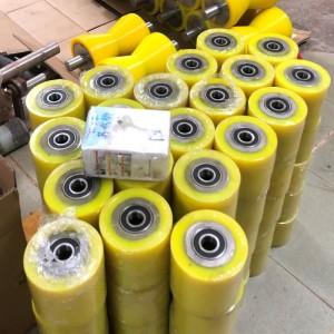 Wear-Resisting PU Polyurethane Rubber Roller