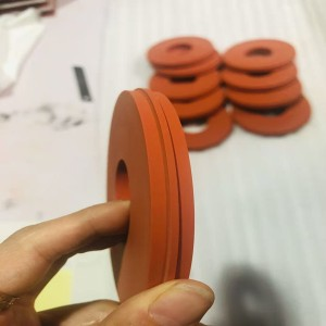 Hot-selling High Temperature Resistance Silicone Rubber Wheel