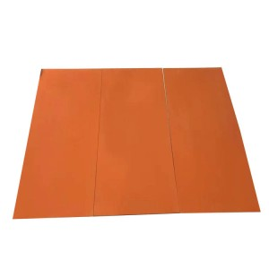 silicone plate with aluminium plate for glass cup