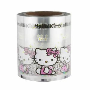 Top rank sales heat transfer pet film pet heat transfer film transfer film for plastic cup