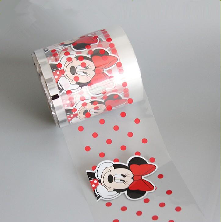 Cartoon Heat Transfer Sticker Printing Featured Image