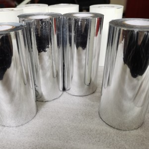 Top Sale Hot Stamping Foil Shinning Silver For Plastic PP PET ABS