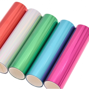 Foil for Hot Stamping for Paper and Plastic