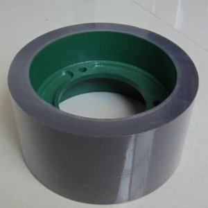 20 inch rice mill rubber roller Rice husk machine rubber roller spare parts price
