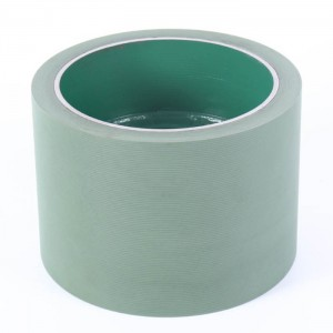 10 inch Paddy Dehusking Rubber Rolls rice huller rubber roller with various sizes