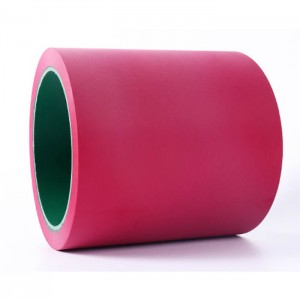 12″ Rice Huller Rubber Roller Rice Hulling Roll Manufacturer