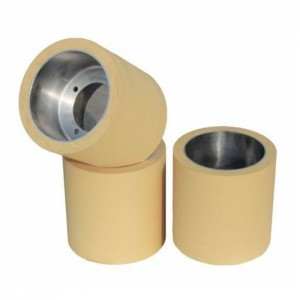 Feather dehusking Rice Mill Rubber Roll Rice Rubber Rollers Manufacturer from China
