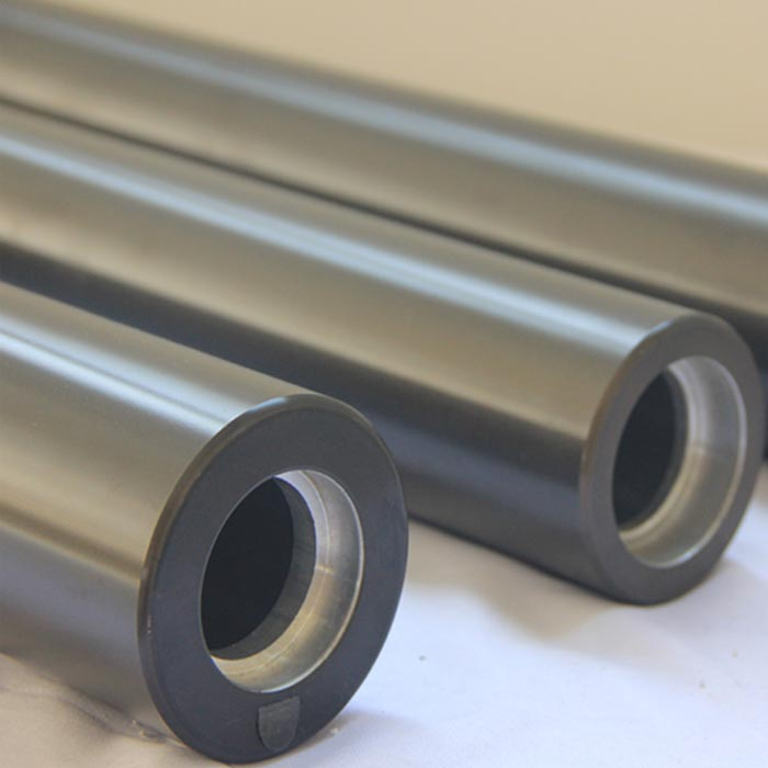 How to do the surface treatment of aluminum guide roller?