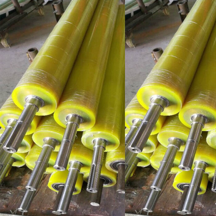 How to extend the service life of polyurethane rubber roller?