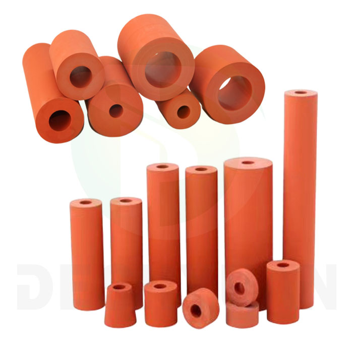 Heating Transfer Silicone Rubber Roller Featured Image