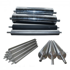 alloy steel rolls printing rollers heat treatment roller for furnace and steel mills